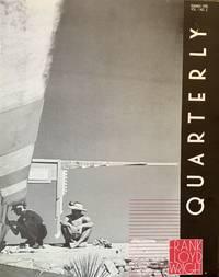 Frank Lloyd Wright Quarterly, Summer 1990, Vol. 1 No.2