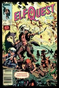 ELFQUEST - 1 - August 1985