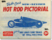 image of Hot Rod Pictorial featuring Dry Lakes Time Trials of 1946, 1947, 1948 (First Edition)