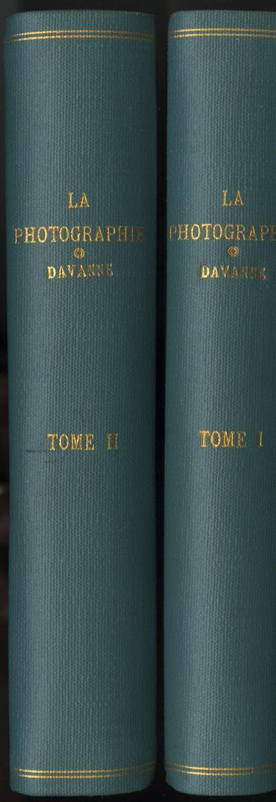 Paris: Gauthier-Villars; Gauthier-Villars et Fils, 1888. First editions. Small 4tos., xv , 467 pp., ...
