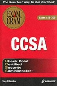 CCSA CP2000 Exam Cram (Exam Cram (Coriolis Books)) by Stovall, L