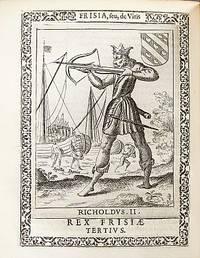 Frisia seu de viris rebusque Frsiae illustribus libri duo...