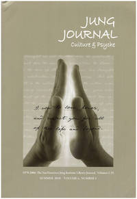 Jung Journal Culture and Psyche (Summer 2010, Vol 4, No. 3) by  Dyane (editor) Sherwood - Paperback - 2010 - from Diatrope Books and Biblio.com