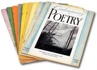 Contemporary Poetry, 9 volumes