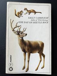 One Day on Beetle Rock by  Sally Carrighar - Paperback - 1966 - from Tio Limone  (SKU: AJG92)
