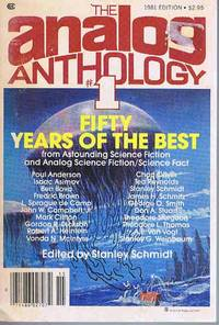 image of The Analog Anthology #1:Fifty Years of the Best from Astounding and Analog