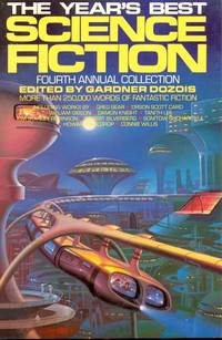 image of Year's Best Science Fiction: Fourth Annual Collection