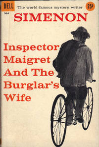 image of INSPECTOR MAIGRET AND THE BURGLAR'S WIFE