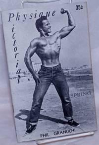 image of Physique Pictorial vol. 6, #1, Spring 1956: Phil Granuchi