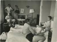 Bonjour Tristesse (Original photograph from the set of the 1957 film)