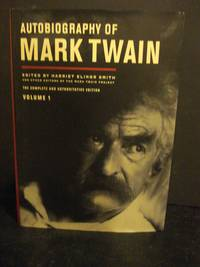 image of Autobiography of Mark Twain, Volume 1  The Complete and Authoritative  Edition