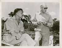 Mogambo (Original photograph of John Ford and Clark Gable on the set of the 1953 film)