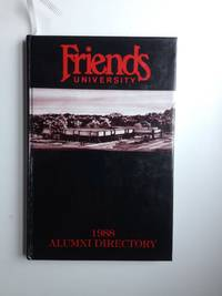 Friends University 1988 Alumni Directory