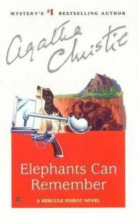 Elephants Can Remember by Agatha Christie - Paperback - 1984 - from ThriftBooks (SKU: G0425067823I5N00)