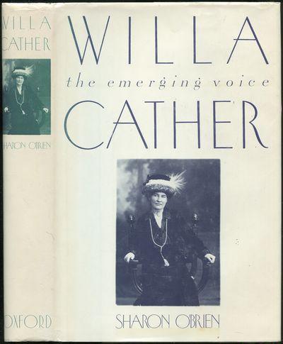New York: Oxford University Press, 1987. Hardcover. Very Good/Very Good. First edition. Octavo. 464p...