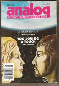 ANALOG SCIENCE FICTION / SCIENCE FACT June 1982