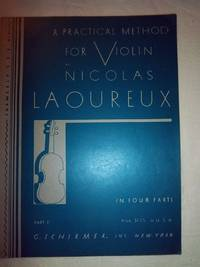 A Practical Method for Violin, Part II