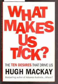 image of What Makes Us Tick - The Ten Desires That Drive Us