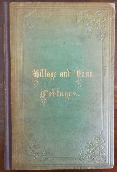 New York: D. Appleton and Company, 1856. First edition. Cloth. Very Good. 8vo. Stamped brown decorat...