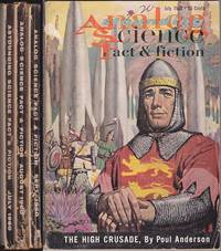 High Crusade, serialized in Astounding Science Fact & Fiction, July-September 1960 by Poul Anderson - Paperback - 1st Edition - July 1960 - from Books of the World and Biblio.com