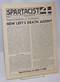 image of Spartacist. Number 13 (August-September 1969)