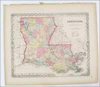 Louisiana. George Colton. 1856