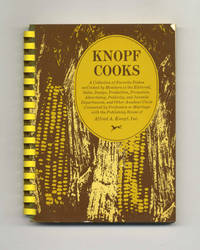 Knopf Cooks  - 1st Edition/1st Printing