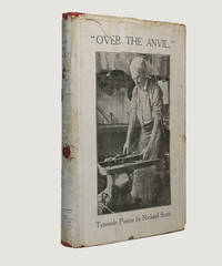 image of OVER THE ANVIL; Poems.