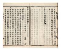 J.: Jippu [or Jufu] nimon shiyo sho [Ch.: Shibu'er men gen zhi yao chao; Exposition of The Essentials of the Ten Gates of Non-Duality]