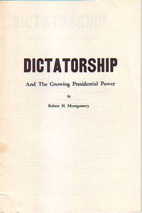 Dictatorship and the Growing Presidential Power