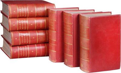 Philadelphia: Lea & Febridge, 1907-1910. First Edition. Hardcover. The last major authorial undertak...