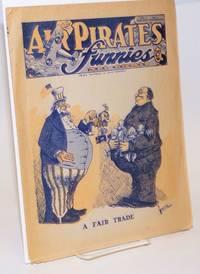 Air Pirates funnies all comix #1 [tabloid]