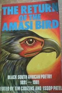 The Return of the Amasi Bird