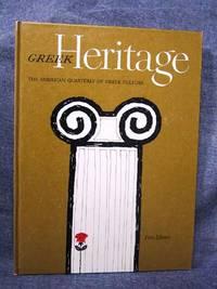 Greek Heritage Winter 1963