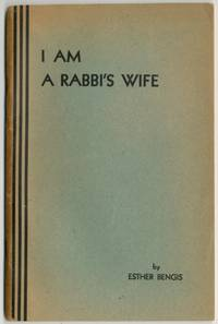 I Am A Rabbi's Wife