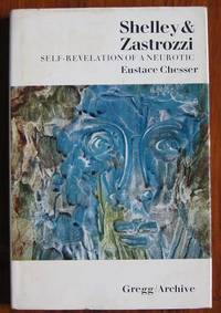 Shelley and Zastrozzi: Self-Revelation of a Neurotic