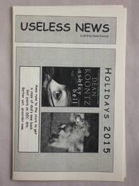 Useless News, Holidays 2015