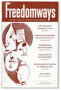 Freedomways: A Quarterly Review of the Negro Freedom Movement, Vol. 4, no. 4, Fall, 1964