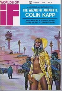 image of Worlds of If: UK No.4 Vol 21 No.8 November-December 1972