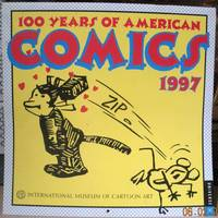 100 YEARS OF AMERICAN COMICS - 1997 CALENDAR; International Museum of Cartoon Art