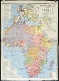 Route Map of Africa.