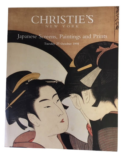 New York: Christie's, 1998. Paperback. Near Fine. color photos (two folding), 179p. Softcover in ori...