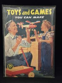 image of Angerman, V.D. Toys and Games You Can Make. Volume One 1947