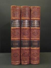 Ludvig Holbergs Comoedier: (Complete 3 Volume Set)