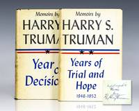 image of Memoirs: Year of Decisions and Memoirs: Years of Trial and Hope 1946-1952.