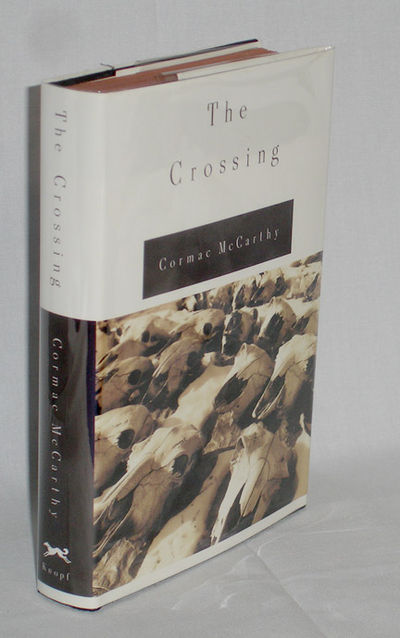 cormac mc carthy the crossing essay The crossing style analysis in this passage from cormac mccarthy's the crossing, the main character is alone in the wilderness with the body of a wolf, searching for a place to bury her.