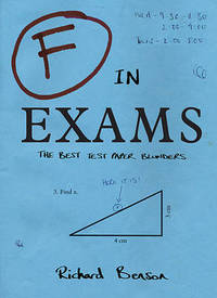 image of F in Exams: The Best Test Paper Blunders