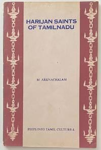 Harijan saints of Tamilnadu