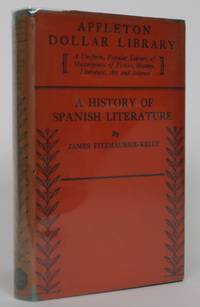 image of A History of Spanish Literature