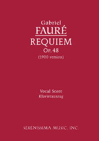 image of Requiem, Op.48